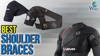 10 Best Shoulder Braces 2017