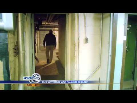An Inside Look At A Cold War Fallout Shelter In Elkhart