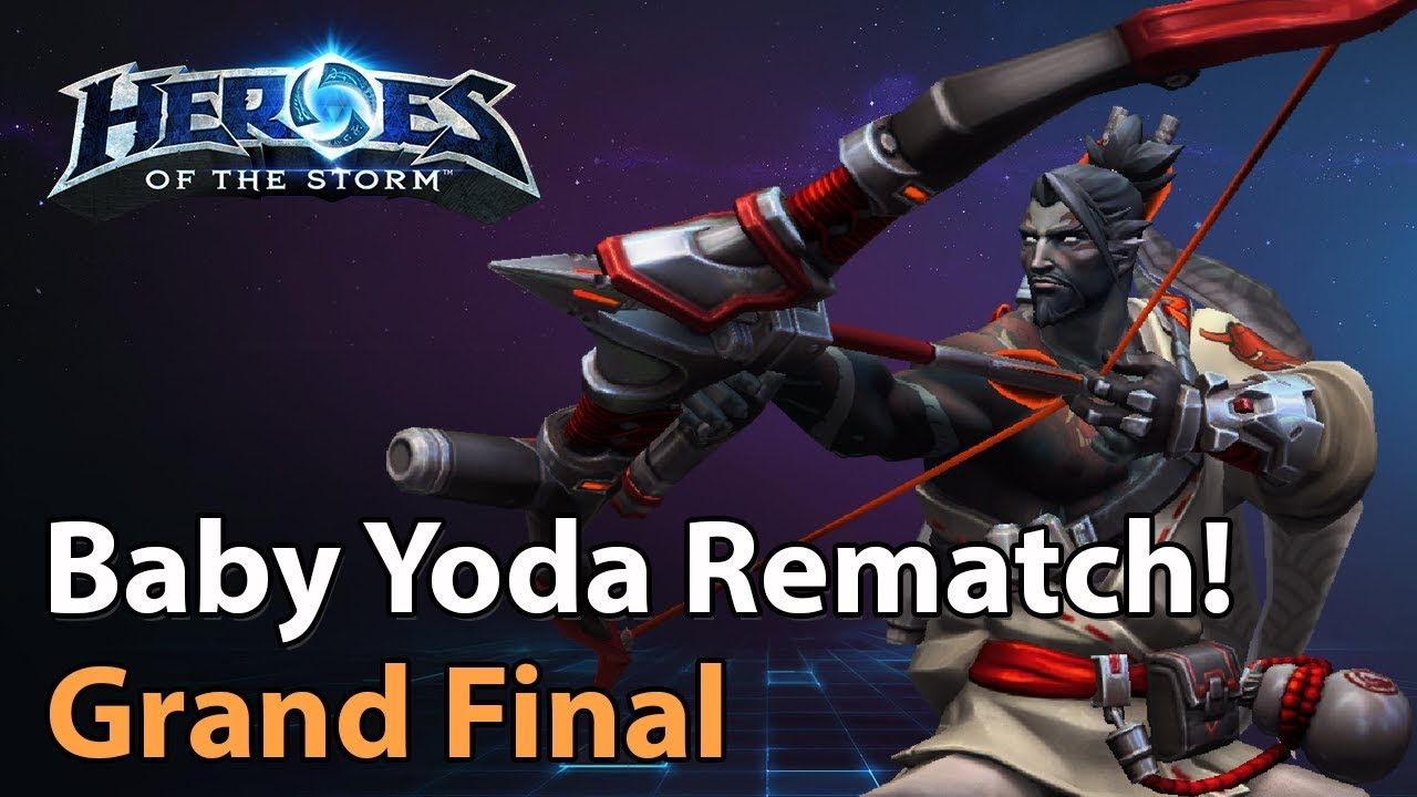 ► Grand Final: Baby Yoda vs. Washed Up - THE REMATCH! - Heroes of the Storm Esports