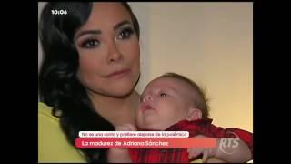 ¿Cuándo regresará Adriana Sánchez a Vamos Con Todo?
