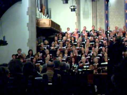 Wayne Oratorio Society Sings Bach Christmas Oratorio