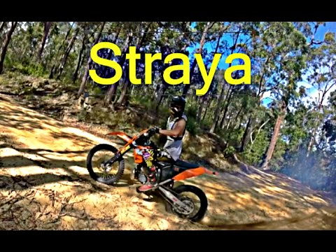 Enduro Riding NSW Australia