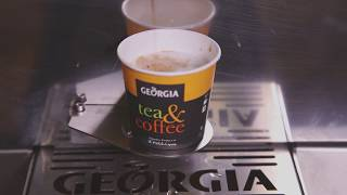 Hardworking Crew for the Georgia Brew