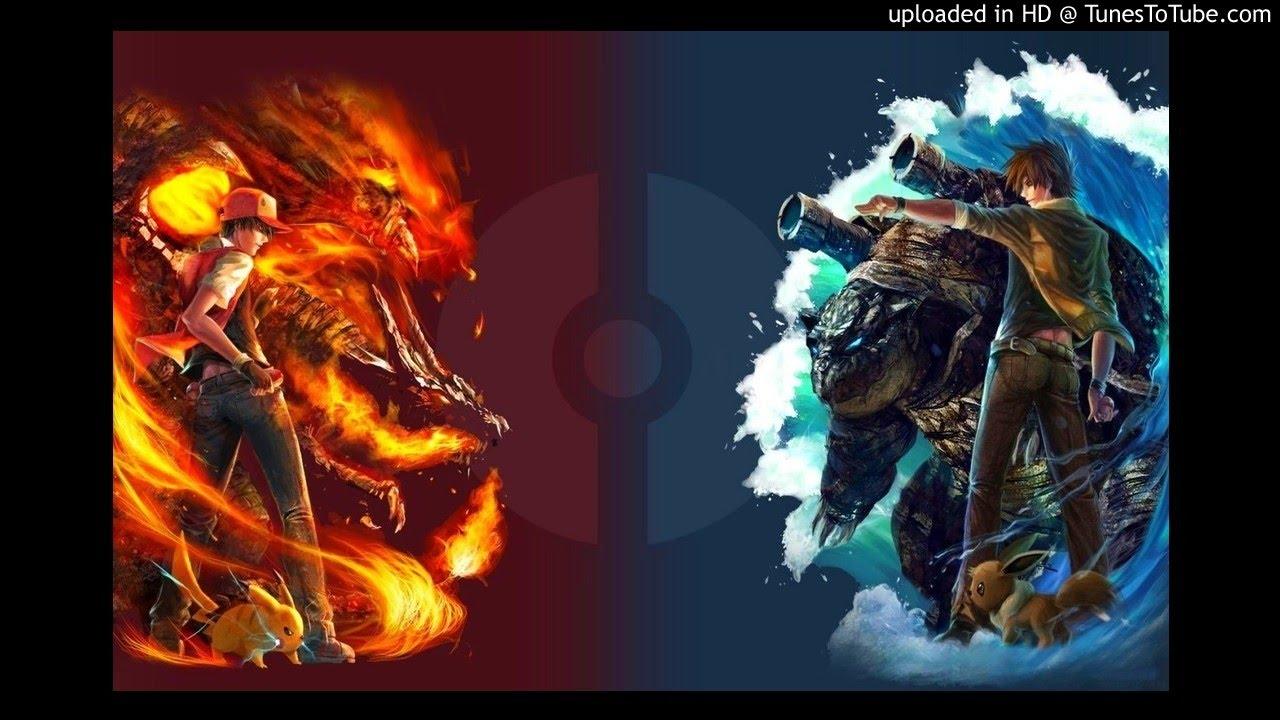 Pokemon Sun and Moon Battle! Kanto Pokémon (FanMade) - YouTube