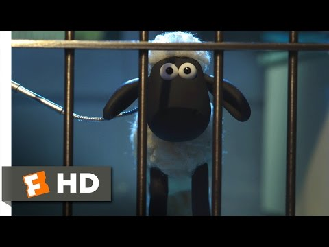 Shaun the Sheep Movie 2015  Shaun in the Slammer  610  Movies