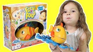 Fish Food Game