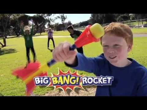 Big Bang Rocket