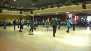 Give A Little More Line Dance (Demo & Work Through)