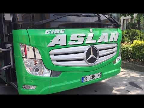 Mercedes Yeni Travego 16 SHD 2+1! | Cide Aslan Seyahat