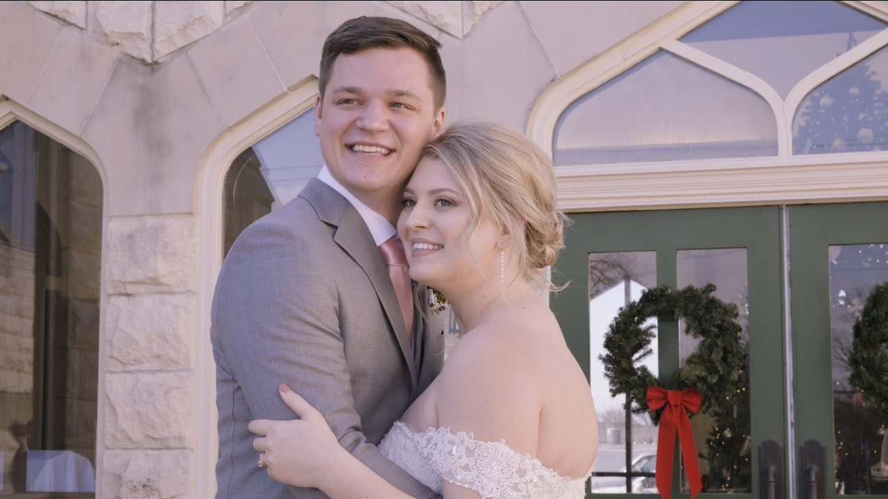 Kelsie & Dillon - Charming and Emotional Wedding Film in Temple, Texas