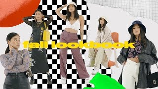 cute fall outfits | LOOKBOOK 2019