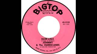 Johnny And The Hurricanes - Kaw-Liga (Hank Williams Cover)