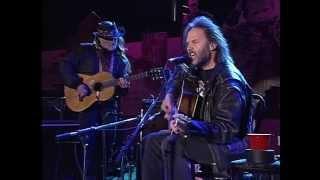 Willie Nelson and Neil Young - Are There Any More Real Cowboys? (Live at Farm Aid 1993)