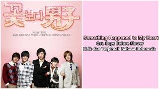 Download lagu AT Something Happened to My Heart Lirik dan Terjemah Bahasa Indonesia MP3