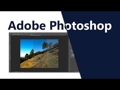 Обработка фотографий в Photoshop. Кривые и цветокоррекция фотографий.