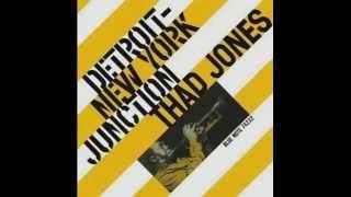 Detroit New York Junction   Thad Jones