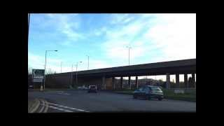 Crittalls Corner (Sidcup) - Foots Cray to Orpington