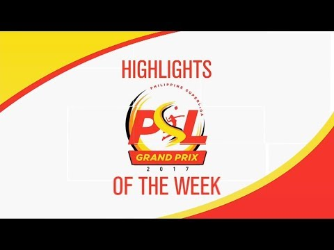 Highlights of the Week | Chooks-to-Go PSL Grand Prix 2017