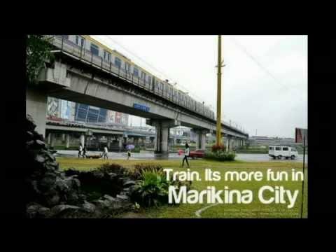 WELCOME TO MARIKINA CITY, PHILIPPINES