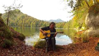 Donna Donna - Acoustic Fingerstyle Solo Guitar - Helmut Bickel