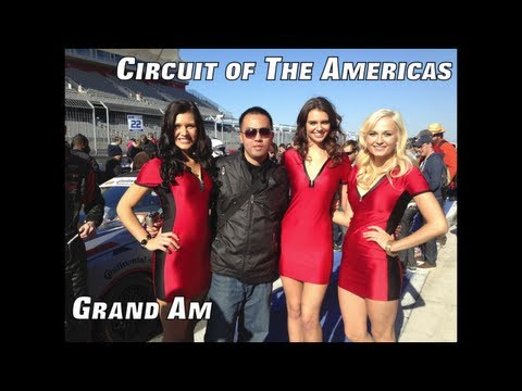 GRAND AM Road Racing at the Circuit of the Americas
