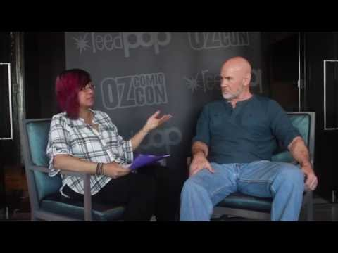 Mitch Pileggi in conversation at Oz Comic Con 2016 Part 1