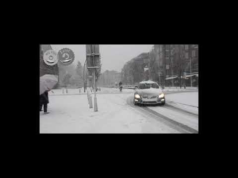 Let it snow in Zeist
