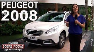Novo Peugeot 2008 em Detalhes