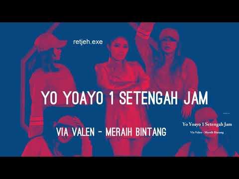 "Meraih Bintang - Via Vallen ""Yo Yoayo 1 Jam"" Asian Games 2018"