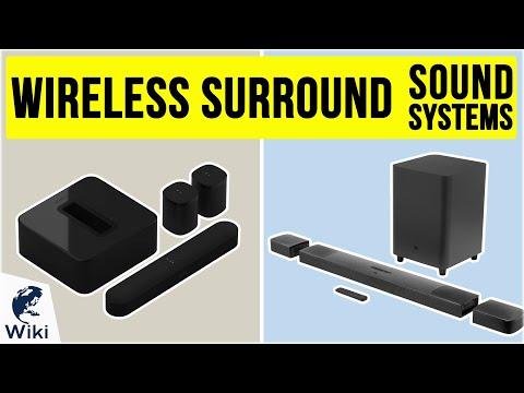 6 Best Wireless Surround Sound Systems 2020