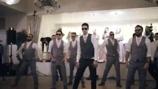 Best Surprise Groomsmen Dance!