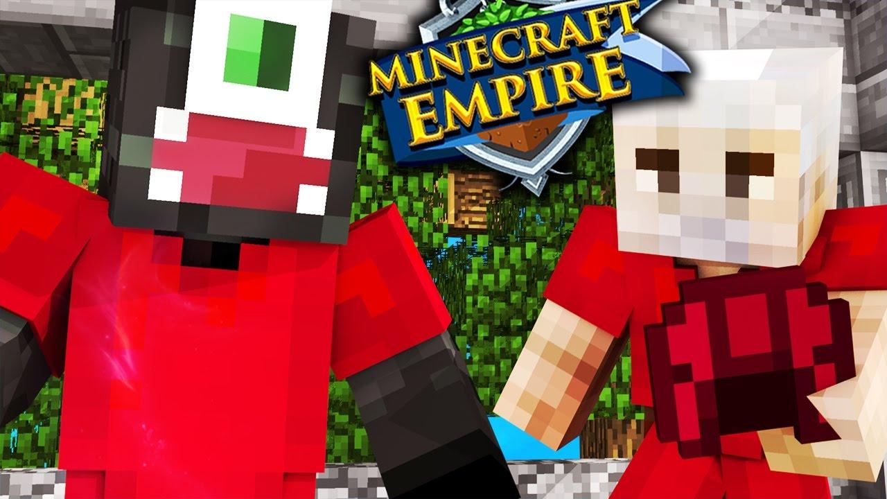 DIE HEILIGE RÜSTUNG VON DORYON Minecraft EMPIRE YouTube - Minecraft empire spielen