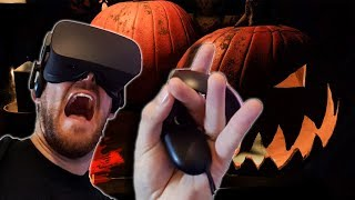 VR HORROR Sinister Halloween Twitch Live Stream