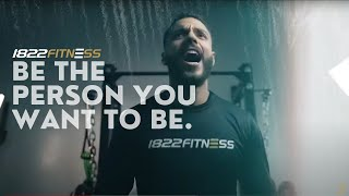 1822 Fitness   Fitness Motivation Commercial   Ft. Personal Trainer - Gabriel Alfonzo