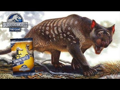 Marsupial Lion And His Censonic Friends - Jurassic World The Game