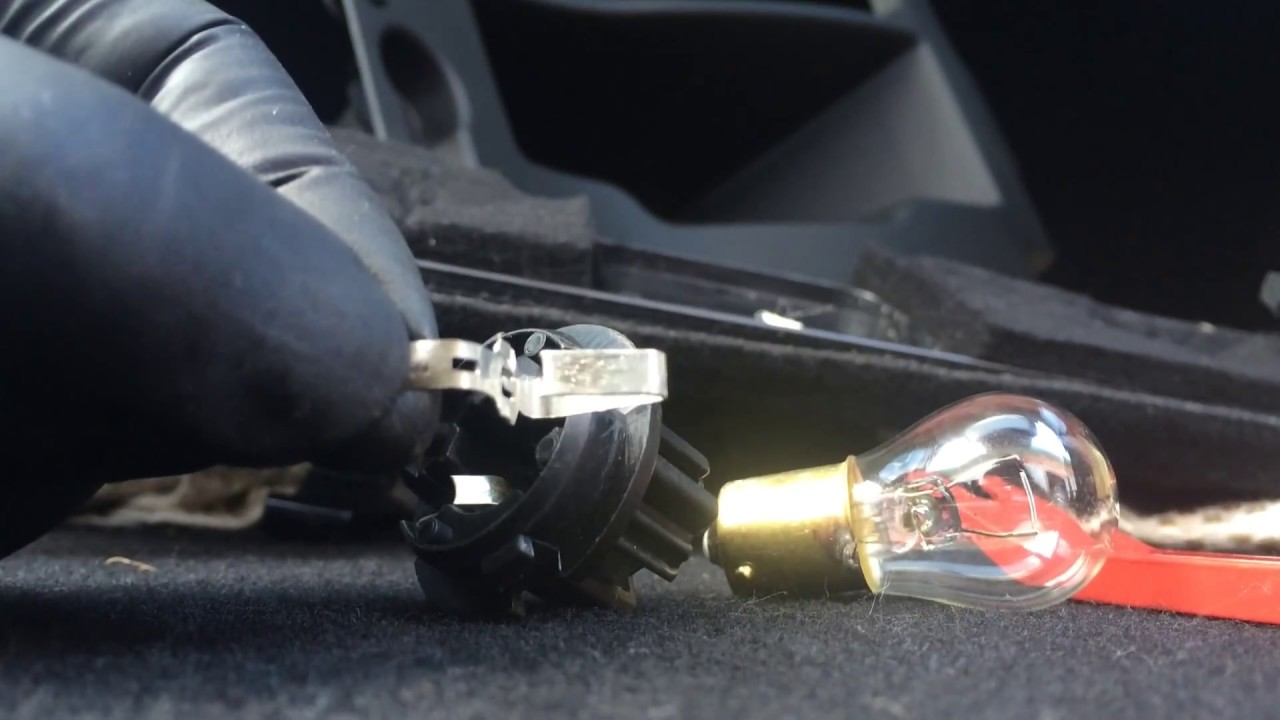 Mercedes brake light bulb fix Will cost you almost