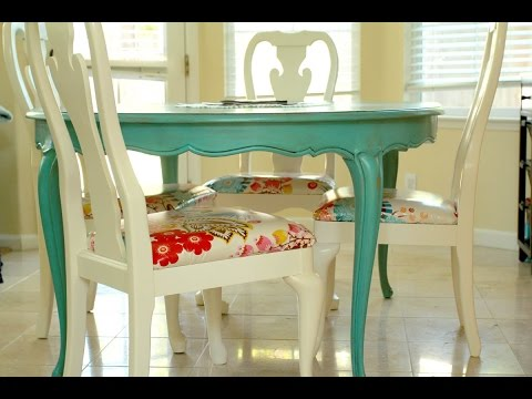 Painted Dining Room Furniture Sets Ideas