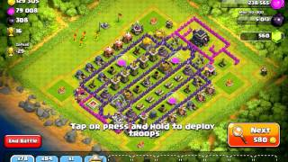 Clash Of Clans - Pushing To Masters Ep 1 - I Reached Crystal!