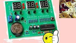 видео Усилитель сигнала электронных наручных часов