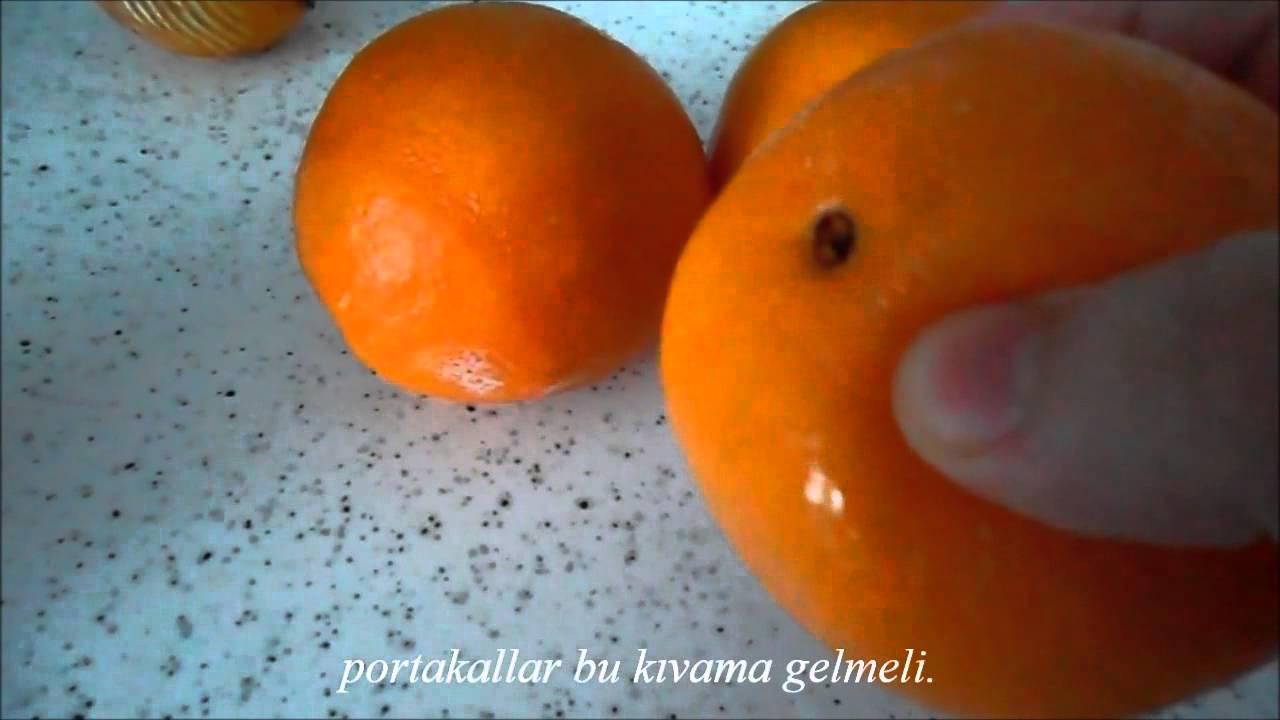 Turunç Reçeli Tarifi Videosu