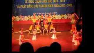 BẢN HÙNG CA CHIM LẠC - Trường DTM [2013]