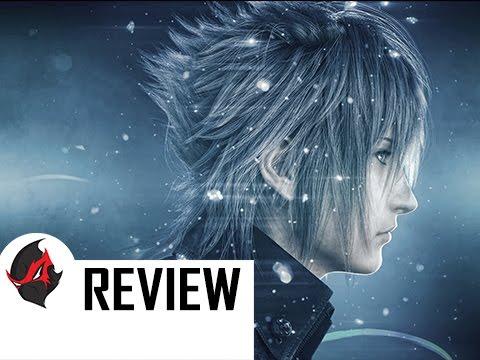 Final Fantasy 15 Review by @TetraNinja