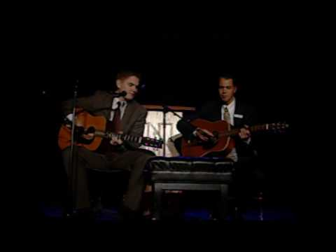 TWILIGHT (a song parody) performed by John McLay and Nathan Jones at EFY (Especially For Youth)