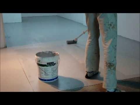 Como pintar suelo de garaje youtube - Como pintar mi cocina ...