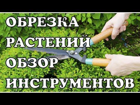 Инструменты для обрезки растений | Видеообзор и отзыв | GARDEN BOOM