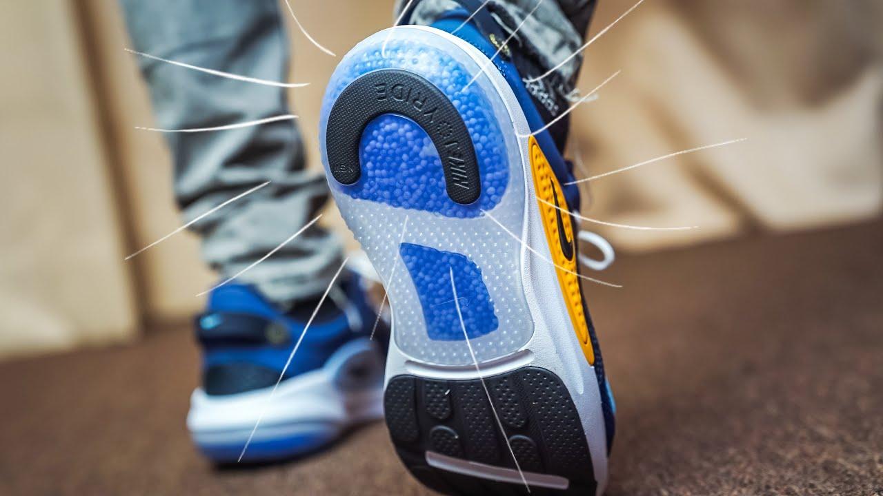 Sepatu Ada Boba Nya Unboxing Review Nike Joyride Cc Indonesia