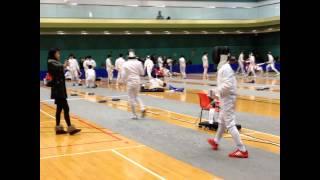 yy1的圓玄學院第一中學 劍擊比賽相片