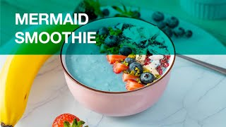 COLOURFUL: Mermaid Smoothie Bowl  Simple Recipes by Gorenje