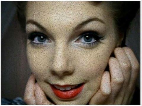 Maquillage et coiffure retro tutorial youtube - Maquillage annee 60 ...