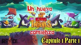 Un nuevo comienzo  //King of thieves  Cap. 1 parte 1/2